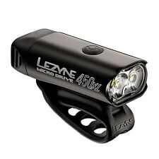 Lezyne Micro Drive 450 XL Front Bike Bicycle Light - USB Rechargeable - RRP£42