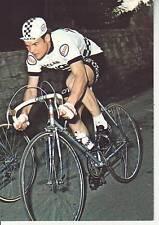 CYCLISME carte cycliste JEAN LOUIS DANGUILLAUME équipe PEUGEOT- ESSO signée