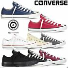 Converse Lo Top Mens All Star Low Tops Chuck Taylor Trainers Shoes