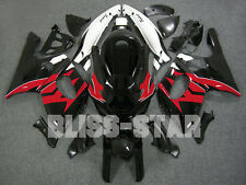 Red Black Fairing Bodywork For Yamaha YZF600R thundercat 1997-2007 58 B3 C3