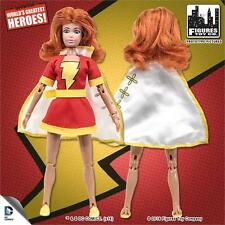 RETRO MEGO SHAZAM SERIES 1 MARY MARVEL 8 INCH FIGURE NEW IN POLYBAG