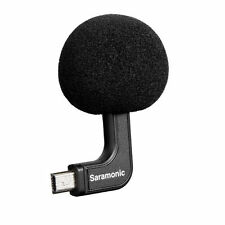 GoPro Microphone External MIC by Saramonic for Hero2 Hero3 Hero3+ & Hero4 G-Mic