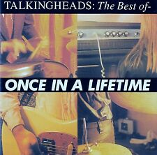 TALKING HEADS : ONCE IN A LIFETIME - THE BEST OF / CD - TOP-ZUSTAND