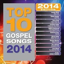Top 10 Gospel Songs: 2014 Edition by Various Artists (CD, Sep-2013, Maranatha!)