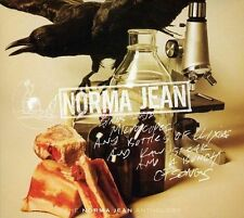 Norma Jean-Birds And Microscopes And Bottles Of Elixer Christian Metalcore (NEW)