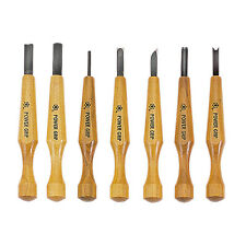 Giapponese Power Grip Carving Strumenti 7pc Set Giapponese Woodcarving Set