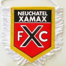 Fanion-Wimpel-Pennant-football -NEUCHATEL XAMAX-SUISSE