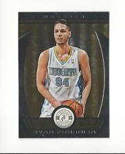 2013-14 Totally Certified Gold #142 Evan Fournier Nuggets 14/25