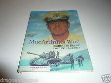 MacArthur´s War - Battles for Korea (Apple II) inkl. Landkarten / Maps