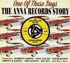 One Of These Days-Anna Records Story 2-CD NEW SEALED Barrett Strong/David Ruffin