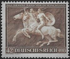 """Germany Third Reich 1941 Mi# 780 MH """"Brown Ribbon of Germany"""" *"""