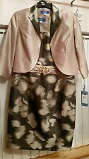 mother of the bride/occasion wear / wedding outfit /Zelia Donna dress  size 14