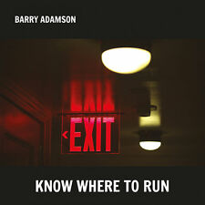 BARRY ADAMSON Know Where To Run 2016 UK vinyl LP + deluxe booklet SEALED / NEW