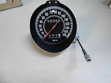 Mopar 70 71 E-Body Cuda / Challenger Rallye Dash Speedometer NEW