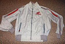 VTG Honda Jacket Motorcycle 80's Hondaline USA Made Biker Racing Size Small S