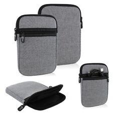 Ebook Reader Tasche Etui Hülle Case für Tolino Vision 1 2 3 HD Schutzhülle grau