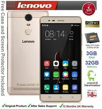 "NEW Lenovo K5 Note 5.5"" Smartphone Android 6 Octa Core Dual SIM 3GB RAM 32G NEW"