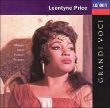Grandi Voci: Leontyne Price (CD, Decca)
