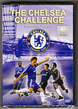 THE CHELSEA CHALLENGE - CHELSEA FC - INTERACTIVE QUIZ DVD - NEW & SEALED R2 DVD