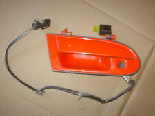 Dodge Stealth RH Passenger Door Outer Door Handle 91 92 94 95 96  Used OEM Red