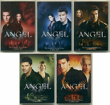 ANGEL COMPLETE SERIES Seasons 1-5; DVD LOT 1 2 3 4 5; Buffy The Vampire Slayer