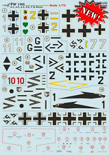 Print Scale 1/72 Focke-Wulf # 72230
