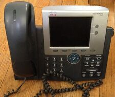 (1) Cisco IP Phone 7945 VIOP 7945G Systems Unified Hand Set Stand CLASS B