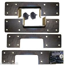 "CSE-DO 2002-08  C-Section Frame Notch Dodge Ram 1500   2 1/4""  4Pcs Bolton/Weld"