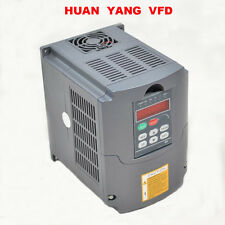 NEW 220V +/-15%  5.5KW 7.6HP 25A VARIABLE FREQUENCY DRIVE INVERTER VFD  FOR CNC