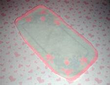 Playskool Dollhouse Pink Purp Heart Rug Carpet fits Fisher Price Loving Family