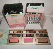 Too Faced Grand Hotel Cafe Face Makeup Eyeshadow Palette 2016 Holiday Gift Set