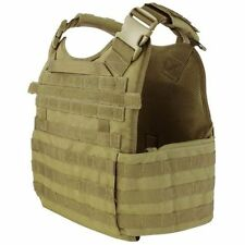 CONDOR MOPC TAN MOLLE Operator Plate Carrier Body Armor Chest Assault Rig Vest