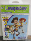 NEW Leapster 2 DISNEY TOY STORY 3 learning game cartridge Age 4-7 NEW SEALED!