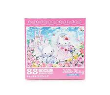 Hello Kitty Castle 88pcs Jigsaw Puzzle