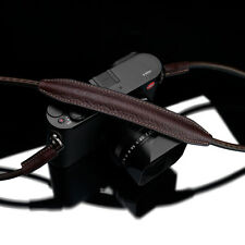 Gariz XS-CSNLBR Large Leather Neck Strap Mirrorless Leica Camera Brown