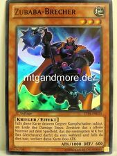 Yu-Gi-Oh - 1x Zubaba-Brecher - ZTIN - 2013 Zexal Collection Tin - Super Rare