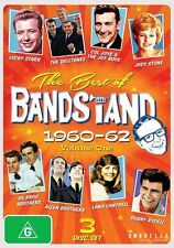 The Best Of Bandstand : Vol 1 (DVD, 2013, 3-Disc Set) NEW