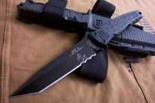 6mm sharp Colt M4-K Full Tang Defensive Jungle Survival Hunting Knife FK15