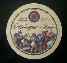 Bierdeckel Paulaner Brauerei München - Oktoberfest-Bier