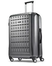 Samsonite Aluplate 74cm 360 Degree Large Spinner Suitcase Luggage