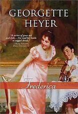 Frederica (Regency Romances) by Heyer, Georgette