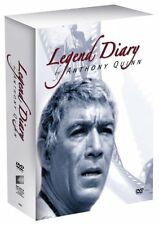 Legend Diary by Anthony Quinn (8 DVDs)(NEU/OVP) 7 Filme