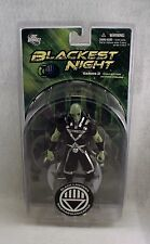 DC Direct Blackest Night BLACK LANTERN MARTIAN MANHUNTER Series 2 Action Figure