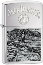 Zippo Limited Edition Jack Daniel's Scenes From Lynchburg Lighter #7 of 7 29179