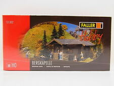 LOT 16900 | Faller HO 131302 Bergkapelle Mountain Chapel Bausatz NEU in OVP