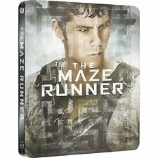 MAZE RUNNER - IL LABIRINTO (BLU-RAY STEELBOOK) DAL BEST-SELLER DI James Dashner