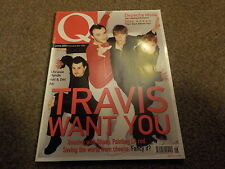 Q MAGAZINE ISSUE 177 JUNE 2001 TRAVIS, DEPECHE MODE, CHRISSIE HYNDE, ANT & DEC