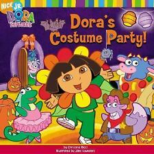 Dora's Costume Party (Dora the Explorer (Spotlight))-ExLibrary