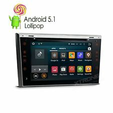 "GREY 7"" ANDROID 5.1 CAR DVD PLAYER GPS SAT NAV DAB+ OPEL VAUXHALL ASTRA H CORSA"