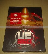 U2 - 360 AT THE ROSE BOWL - DIGIPACK 2 DVDs COLLECTOR NEUF